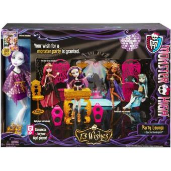 Monster High Discoteca da Spectra