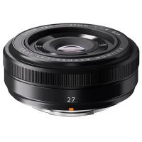 Fujifilm Objetiva XF 27mm f/2.8 (Preto)