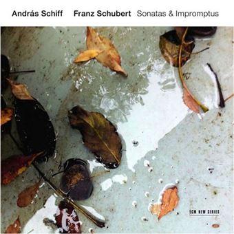 Schubert: Sonatas & Impromptus - 2CD