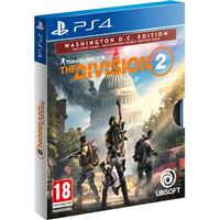 Tom Clancy's The Division 2 Washington D.C. Edition - PS4