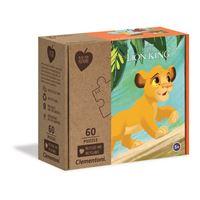 Puzzle Rei Leão 60 peças