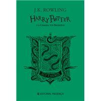 Harry Potter e a Câmara dos Segredos 20 Anos - Slytherin