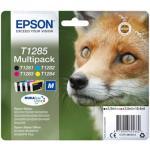 Epson T1285 3.5ml 5.9ml Preto, Ciano, Amarelo tinteiro