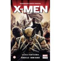 X-Men: Caixa Fantasma