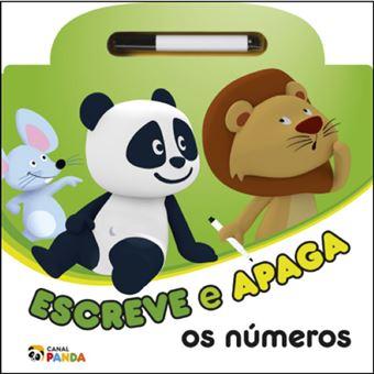 Canal Panda - Escreve e Apaga: Os Números