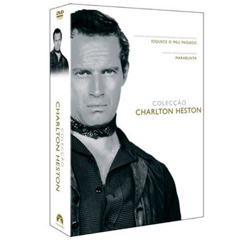 Colecção Charlton Heston - DVD