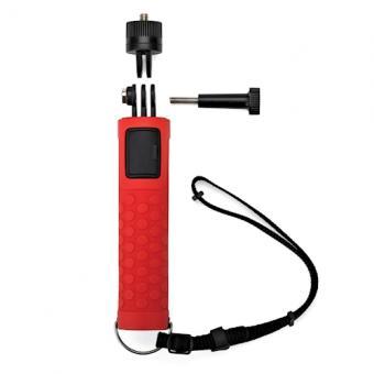 Bastão Joby JB01386 GoPro, Contour, Sony Vermelho punho de bateria de câmara digital