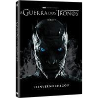 Guerra dos Tronos - 7ª Temporada - DVD - Game of Thrones Season 7