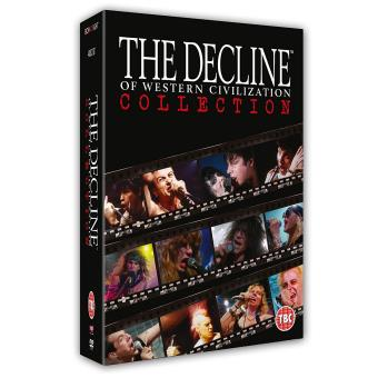 Decline Of Western Civilization Collection (4 DVD)