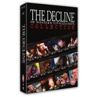 Decline Of Western Civilization Collection (4 DVD)
