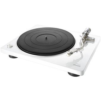 Gira-Discos Denon DP-400 - White