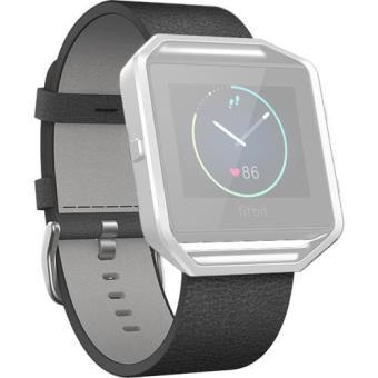Fitbit Bracelete para Blaze Smart Fitness Large (Pele Preto)
