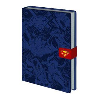 Caderno Liso Premium DC Comic - Superman A5