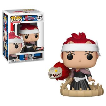 Funko Pop! Bleach: Renji with Bankai Sword - 347