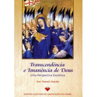 Transcendência e Imanência de Deus