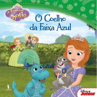 A Princesa Sofia - O Coelho da Faixa Azul