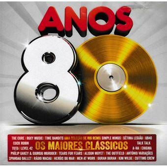 Anos 80 - Os Maiores Clássicos - 2CD
