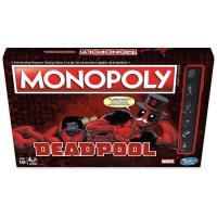 Monopoly Deadpool - Hasbro