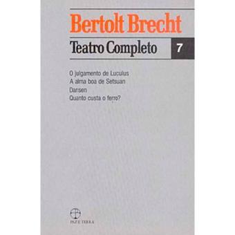 Brecht: Teatro Completo - Livro 7
