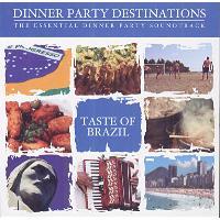 Dinner Party Destinations - Taste of Brazil