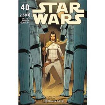 Star wars 40-grapa