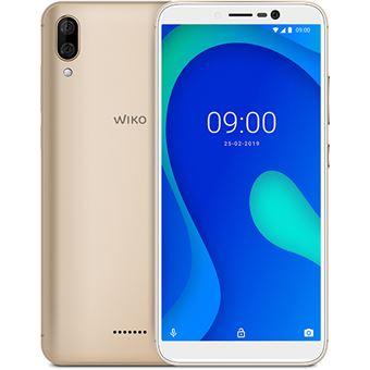Smartphone Wiko Y80 - 16GB - Gold