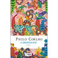 Agenda Semanal Paulo Coelho - Liberdade A5 2018