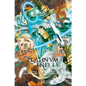 Platinum End - Livro 6