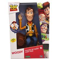 Toy Story: Woody com Voz - Concentra