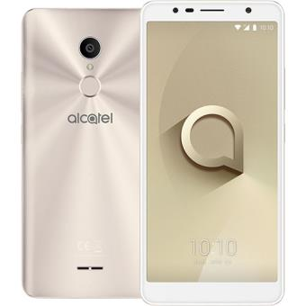 Smartphone Alcatel 3C - 16GB - Metallic Gold