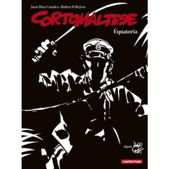 Corto Maltese - Livre 14: Équatoria