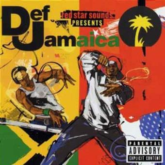 RED STAR SOUNDS PRESENTS:DEF JAMAIC