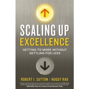 Excellence ebook up scaling