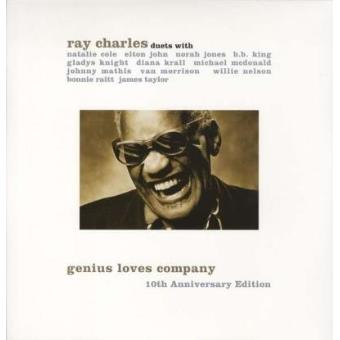 Genius Loves Company (10th Anniversary Edition) (2LP)