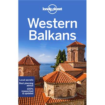 Lonely Planet Travel Guide - Western Balkans 3