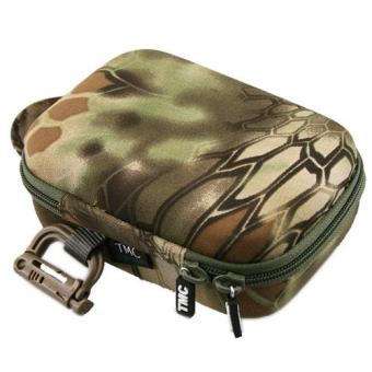 New Mobile Bolsa Camuflagem para GoPro