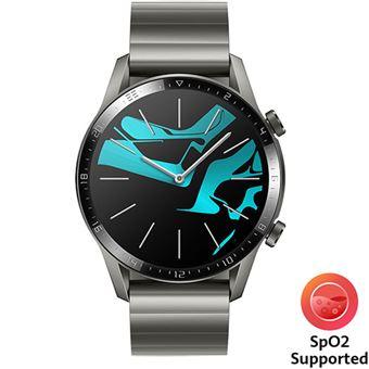 Smartwatch Huawei Watch GT 2 Elite 46mm - Titanium Gray