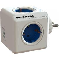 Allocacoc Tomada Power Cube USB