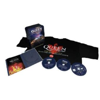 Queen: Live in Ukraine (Limited Tin Box Edition)