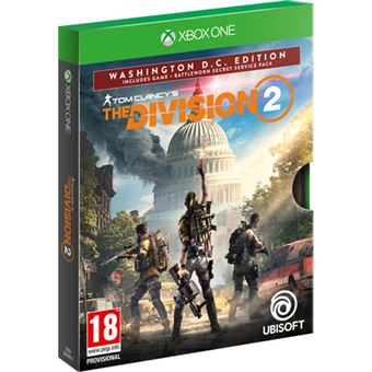 Tom Clancy's The Division 2 Washington D.C. Edition - Xbox One