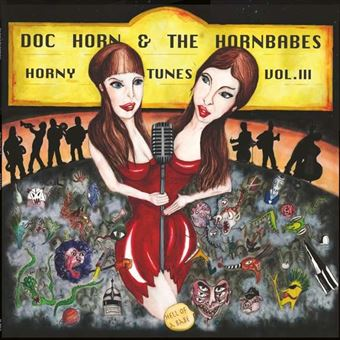 Horny Tunes Vol.III - Hell Of A Babe - LP