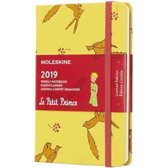 Agenda Semanal 2019 Moleskine Le Petit Prince Bolso