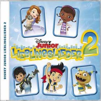 Disney Junior: Lieblingslieder Vol. 2