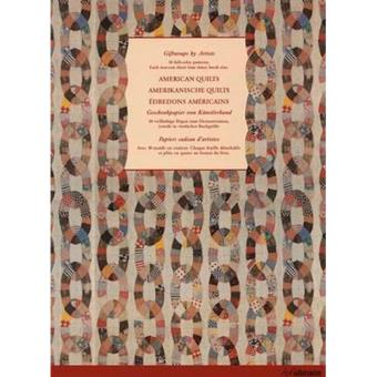 Giftwrap Papers: American Quilts