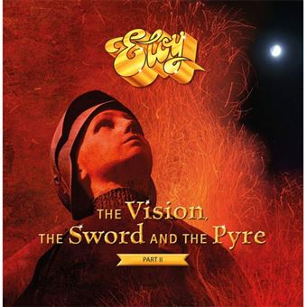 The Vision, The Sword and The Pyre Part II - 2LP 12''