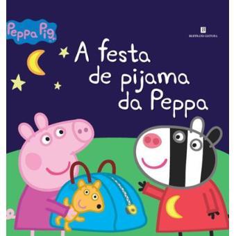A Festa de Pijama da Peppa