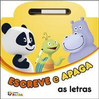 Canal Panda - Escreve e Apaga: As Letras