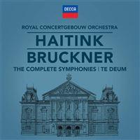 Bruckner: The Symphonies - 10CD + Blu-ray