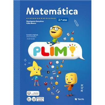Plim! Matemática 2º Ano - Manual do Aluno
