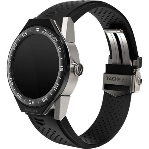 2a450bf735e Smartwatch TAG Heuer Connected Modular 45 - Titânio